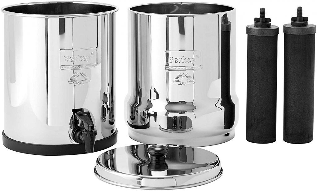 Big Berkey Water Purifcation Systems